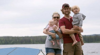 Jess & Matt's Story of Living in Prince George, BC