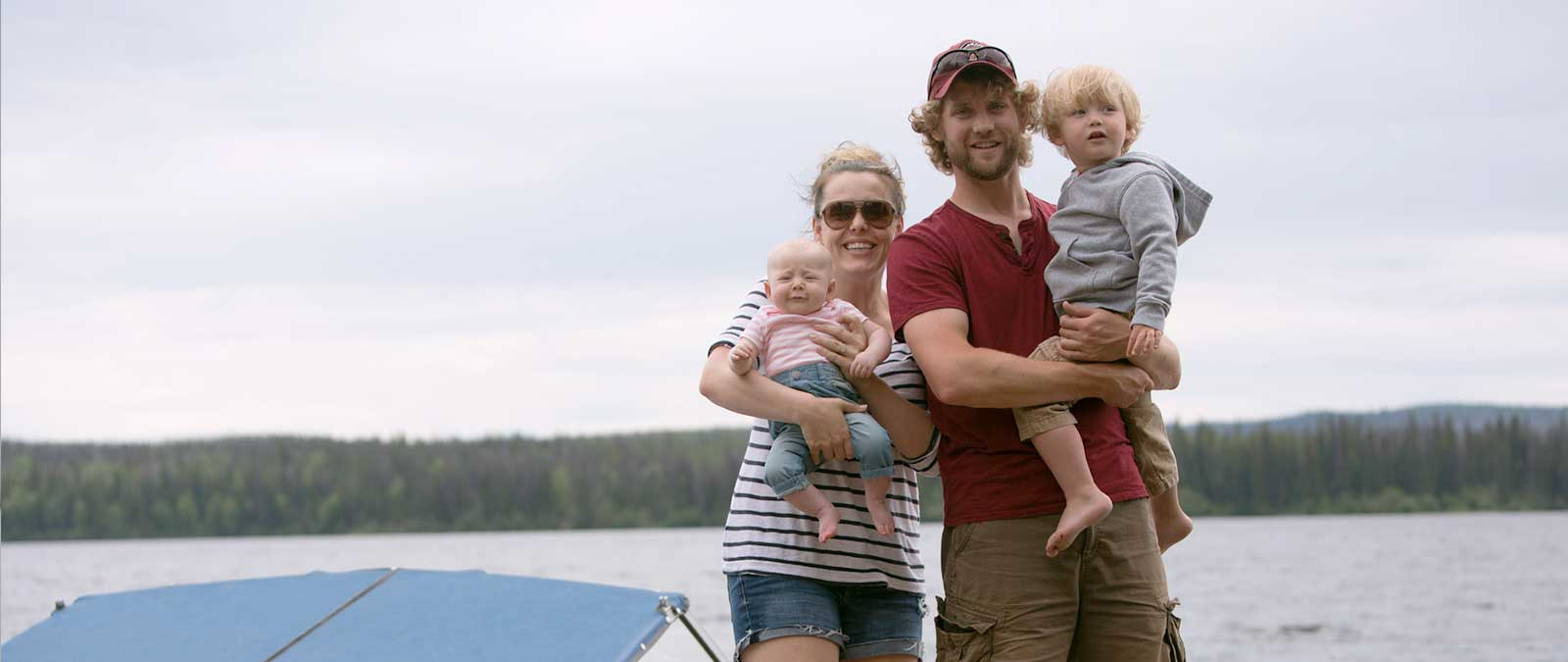 Jess and Matt's Story of Living in Prince George, BC