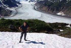 Joel Salmon Glacier