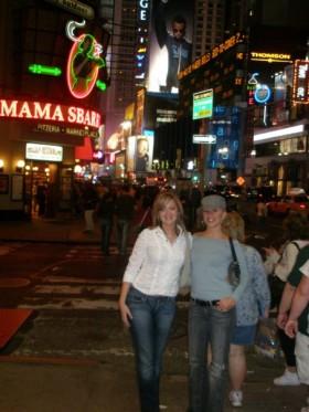 Melissa in New York