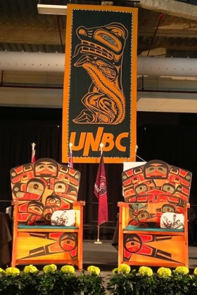 UNBC graduation
