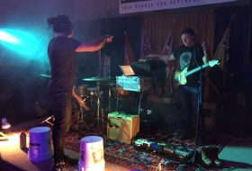 Live music show at the Legion