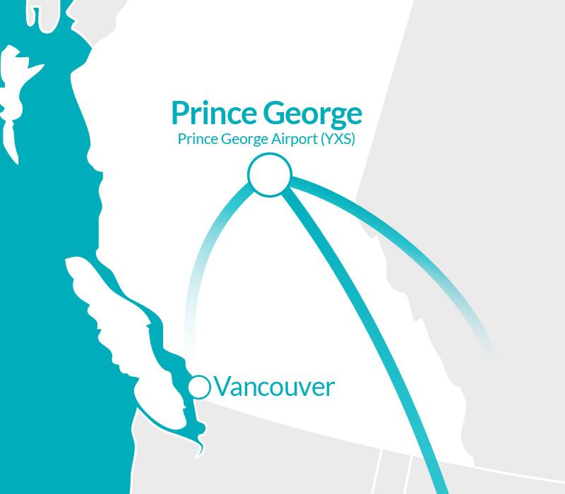 Prince George Airport (YXS)