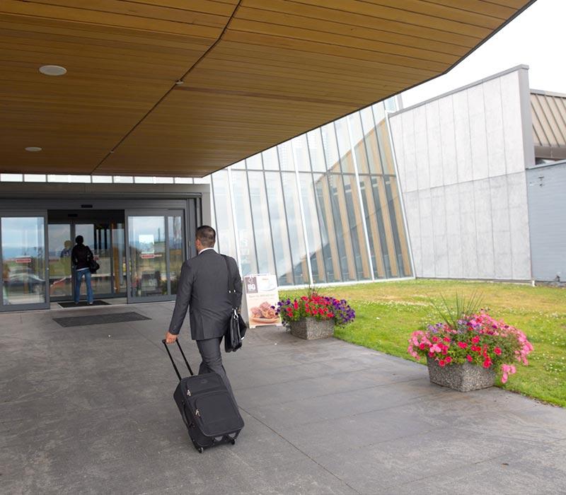 Prince George Airport