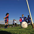 Prince George Rotary Soccer Fields, Prince George, BC