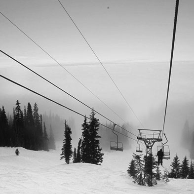 Skiing in Prince George, BC