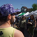 Prince George Farmers' Market, Prince George, BC