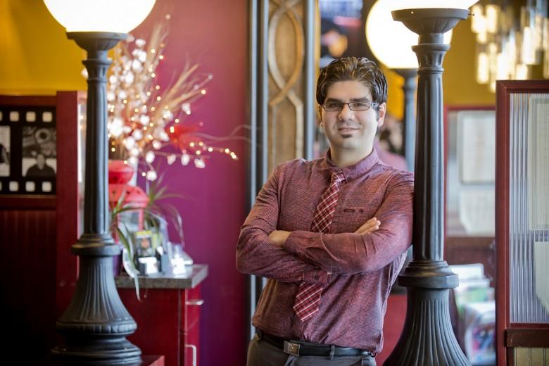Reza Akbari | Move Up Prince George