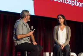 Dr. Nadine Caron at TEDx UNBC