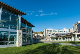 The University of Northern BC