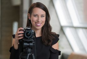 Top 40 Under 40 finalist Camille MacDonald