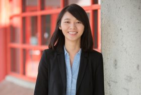 Top 40 Under 40 Miley Yang