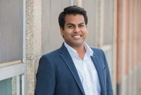 Top 40 Under 40 Sagar Saxena