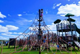 Duchess Park playground