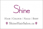 Hair Stylist Job in Prince George by Shine Hair Salon