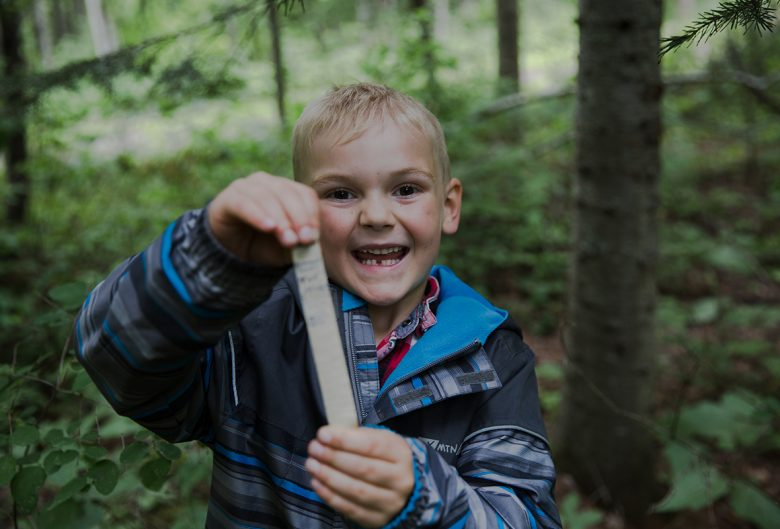 Explore Prince George with Geocaching | Move Up Prince George