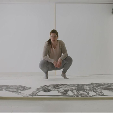 theresa-drawing-floor