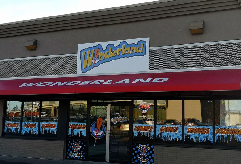wonderland store