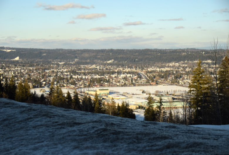 view of prince george