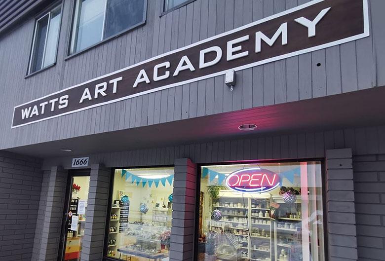 watts art academy