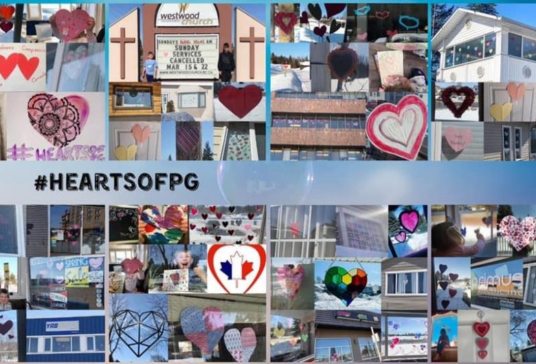 #heartsofpg photo compilation