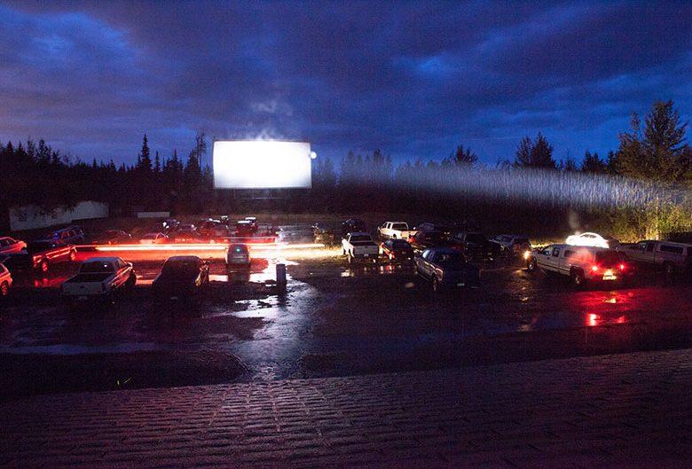 Park Drive-In Theatre
