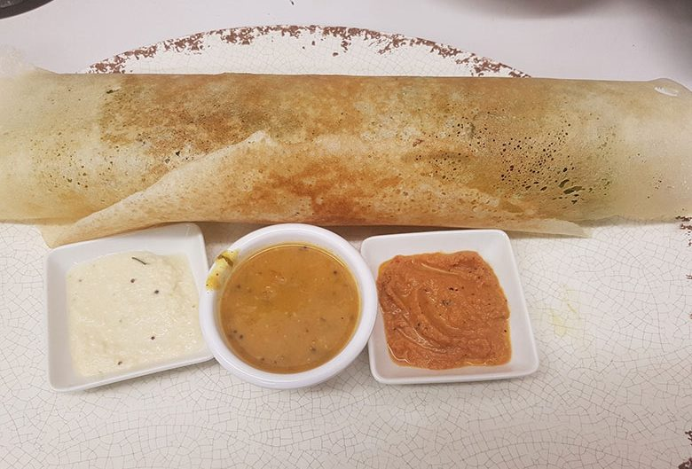 dosas and dips