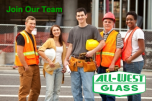 Journeyman Carpenter or Glazier Job in Prince George by All-West Glass