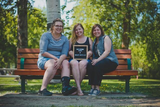Northern BC Moms bloggers.