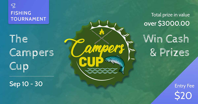Campers Cup graphic