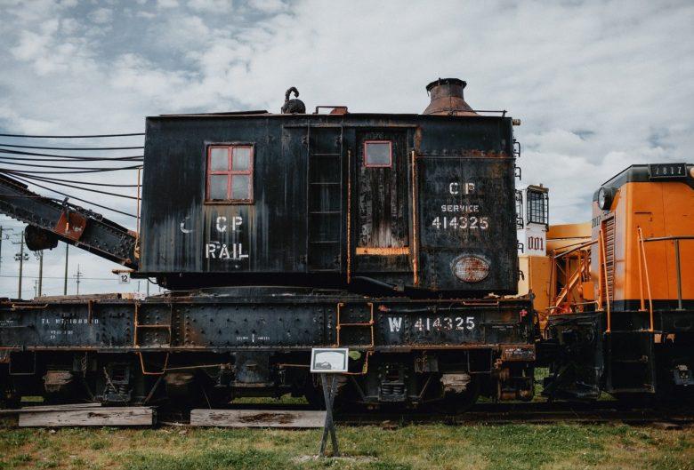 CP Rail railcar.