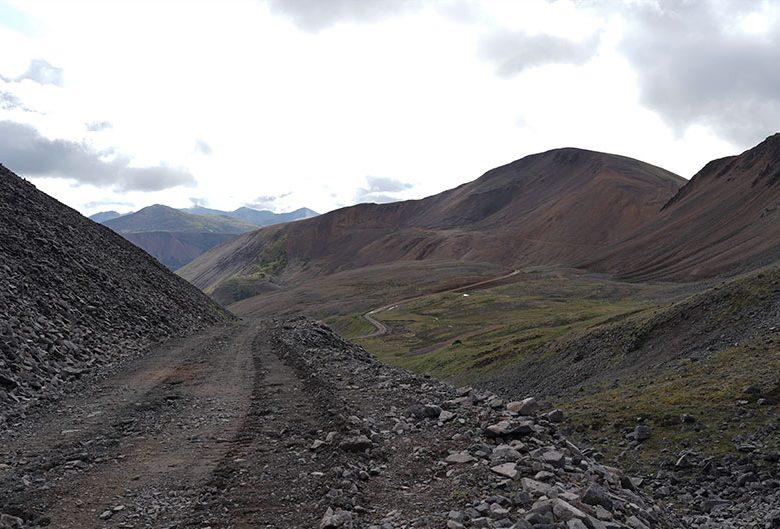 Toodoggone Region in northern BC.