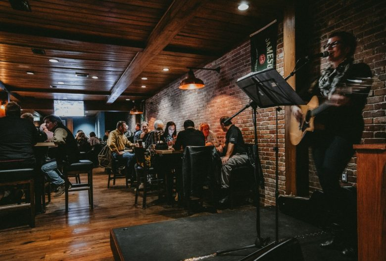 Music at The Black Clover