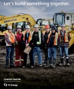 Pipeline Technician (Coastal Gas Link) Job in Prince George by TC Energy